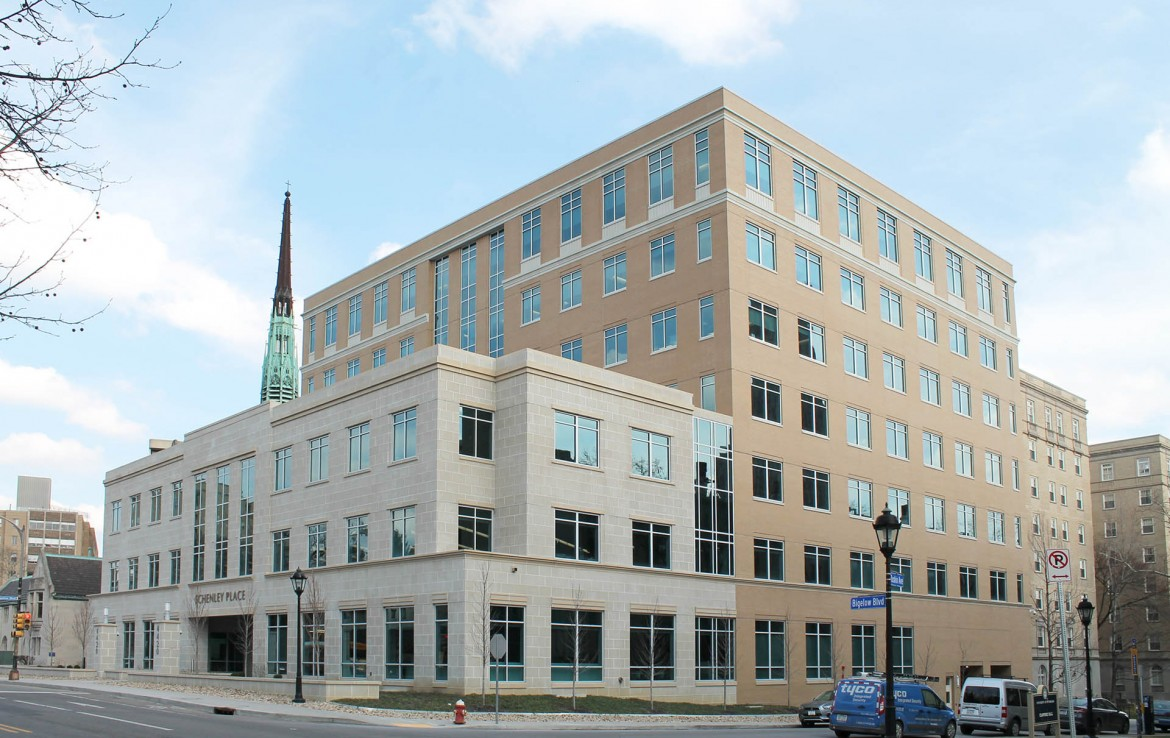 Schenley Place office building