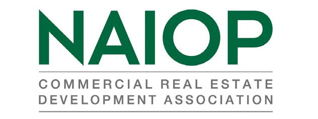 NAIOP Commercial Real Estate Development Association logo