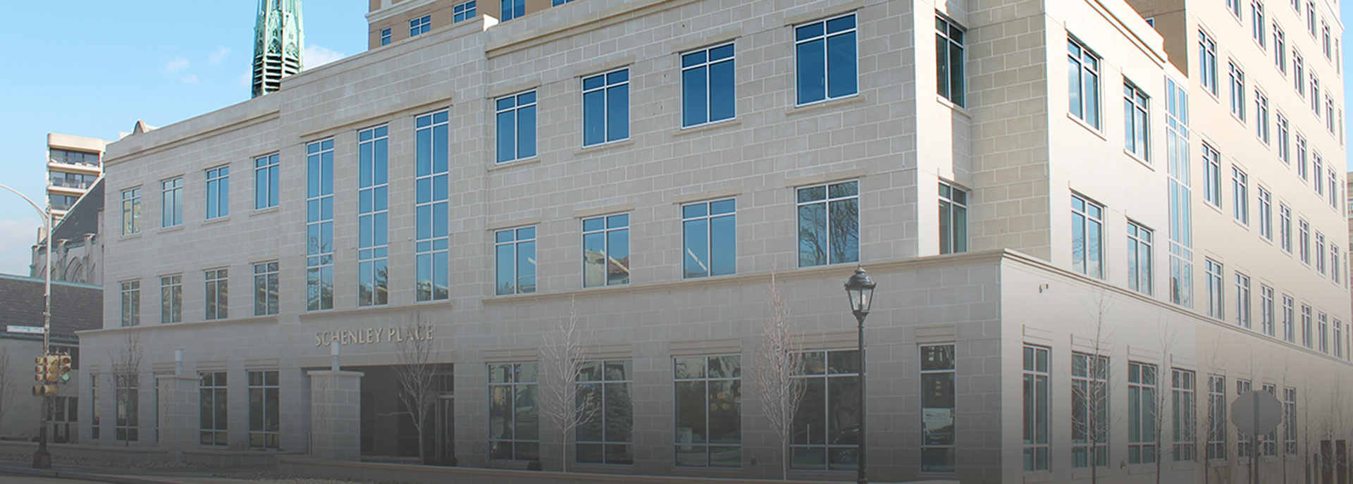 Shcenley Place Office Building